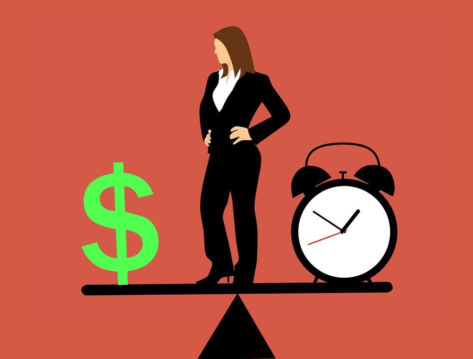 business balancing