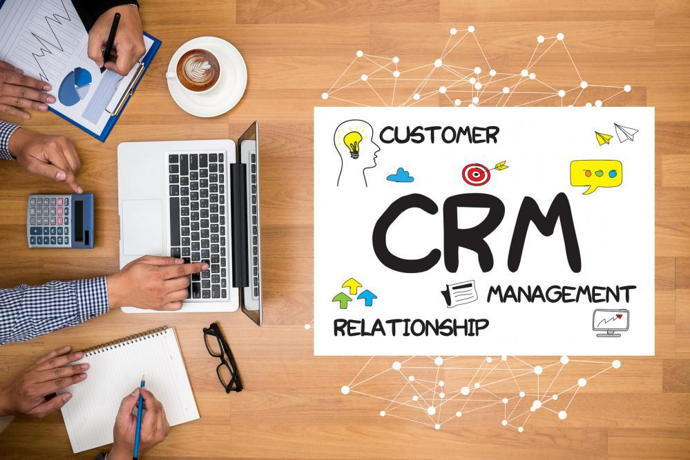 business crm services
